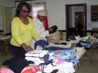 WMS Soup Kitchen & Clothing Donations